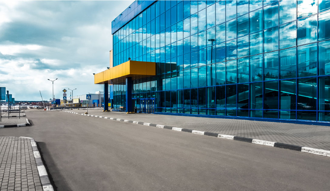 Glass Commercial Services