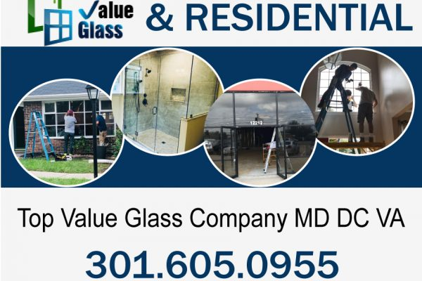 VA DC MD Services Glass