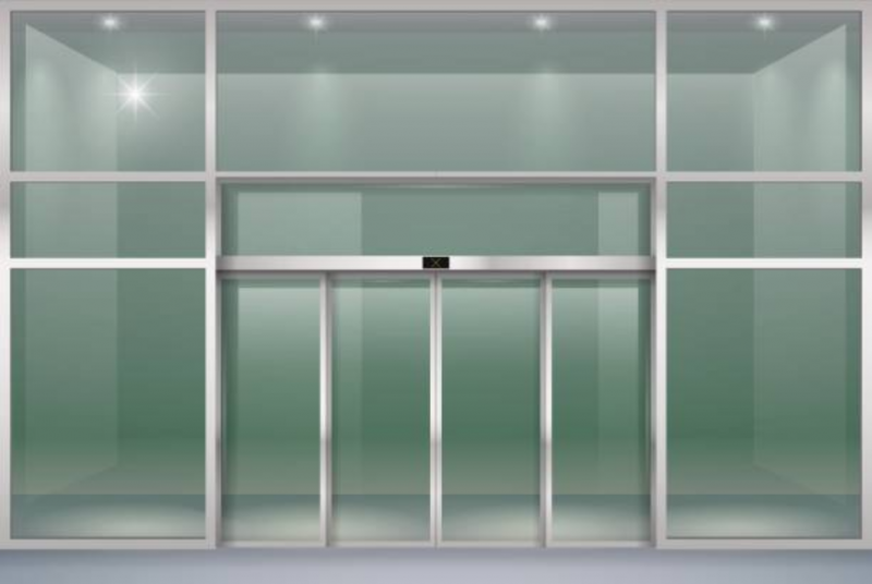 Commercial Storefront Glass