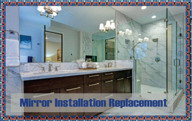 Mirror Installation Replacement
